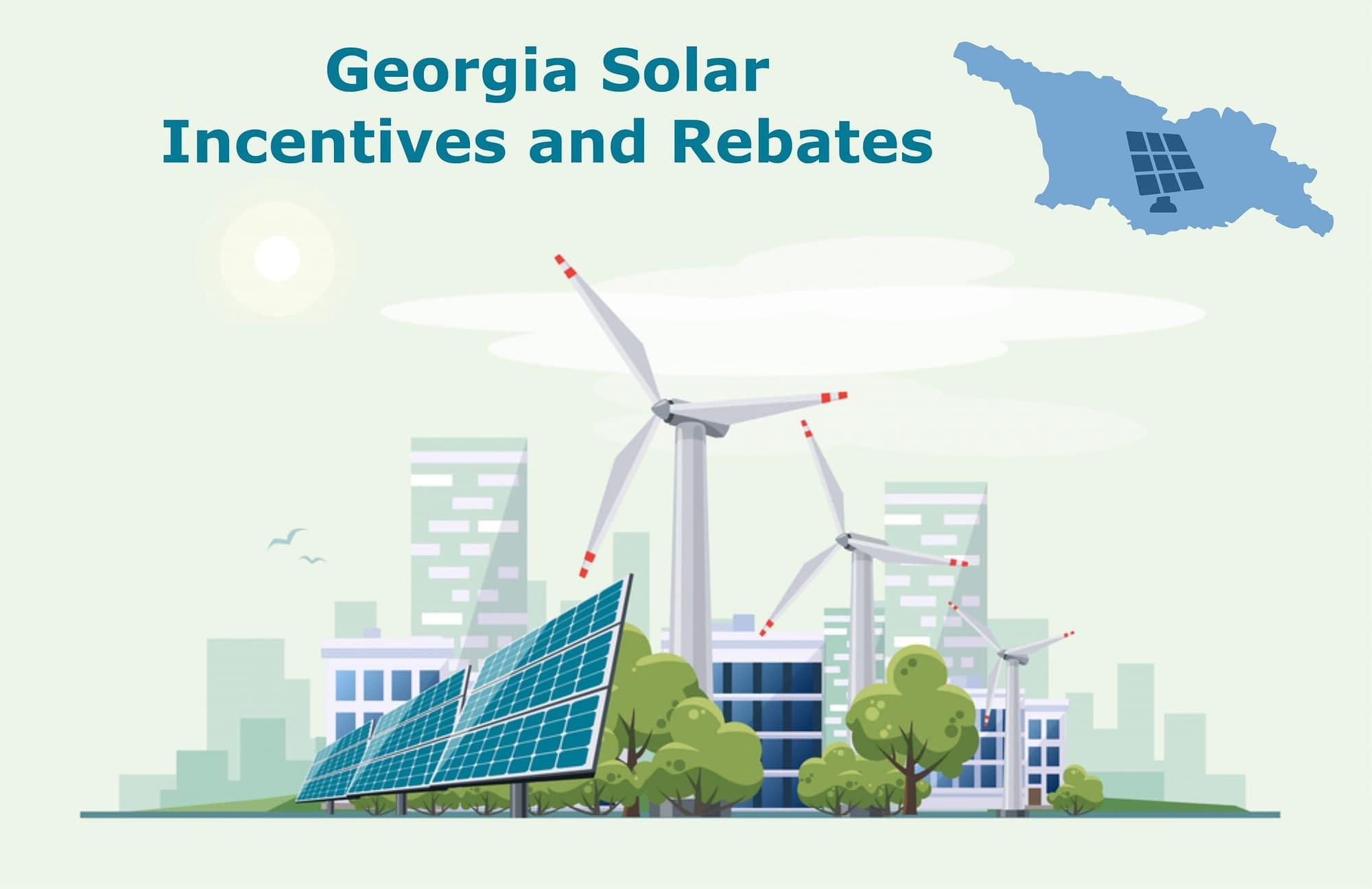 Georgia Solar Incentives and Rebates