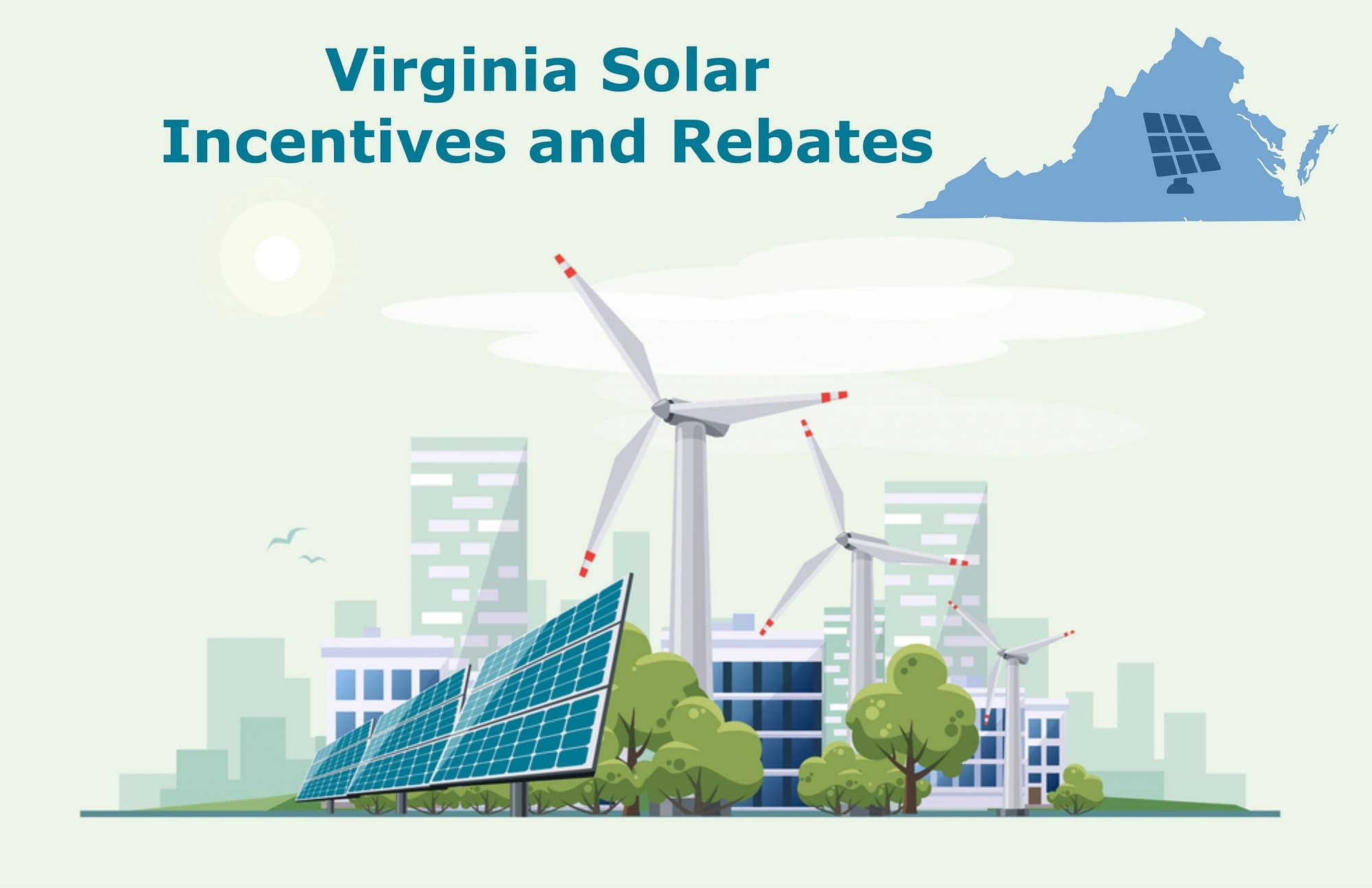 Virginia Solar Incentives and Rebates