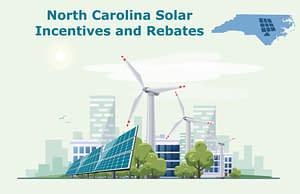 North Carolina Solar Incentives and Rebates